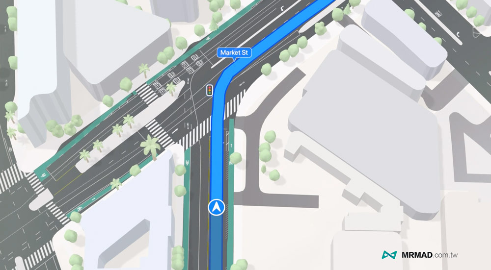 3D道路、山坡地形3