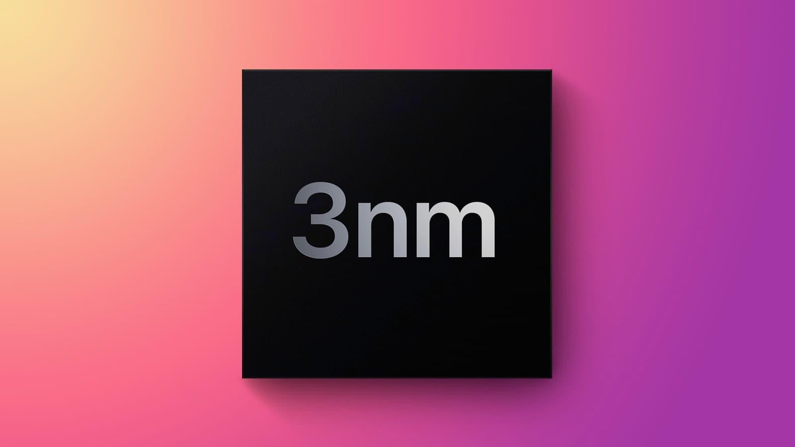 蘋果在2022年率先採用台積電3奈米製程技術,首款設備是?
