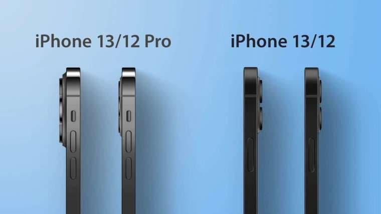 iPhone 13設計和尺寸1