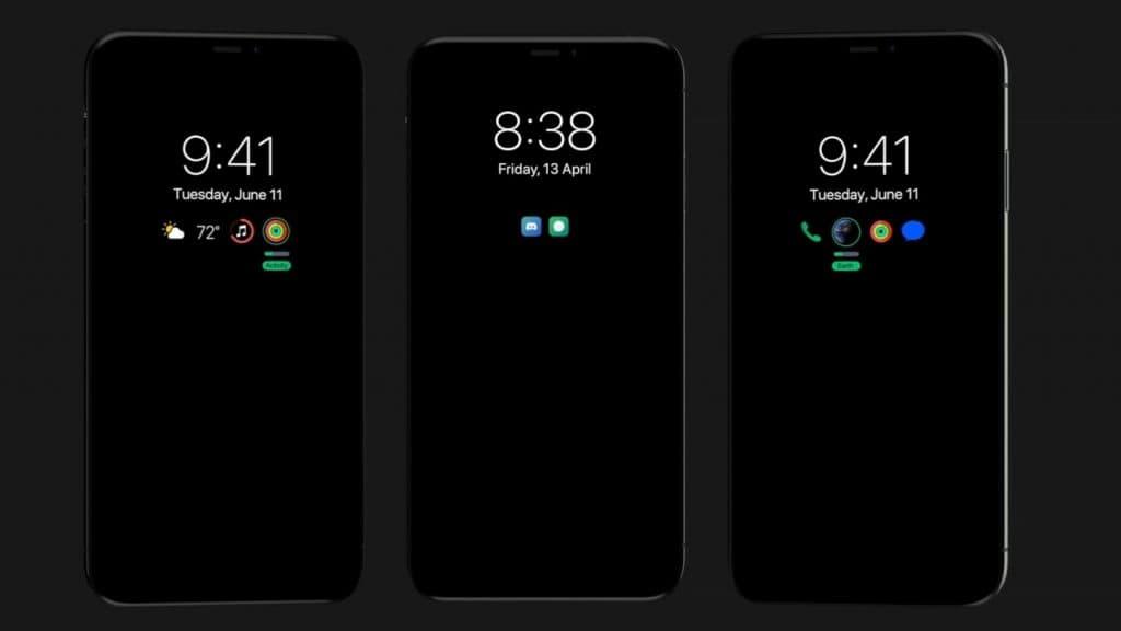 彭博社爆料 iPhone 13 螢幕支援「永遠顯示」Always On 功能
