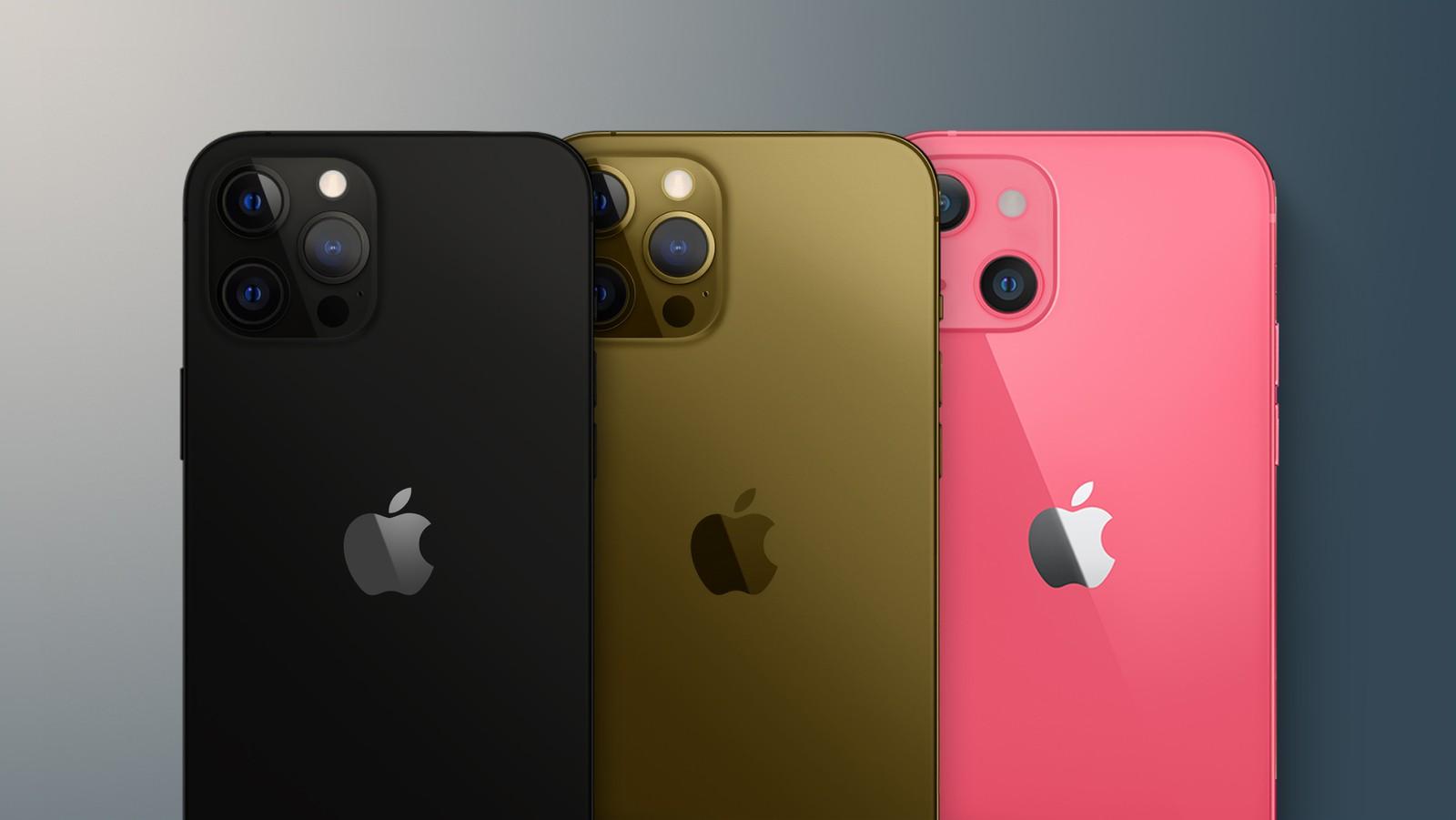 iPhone 13機身設計、新顏色
