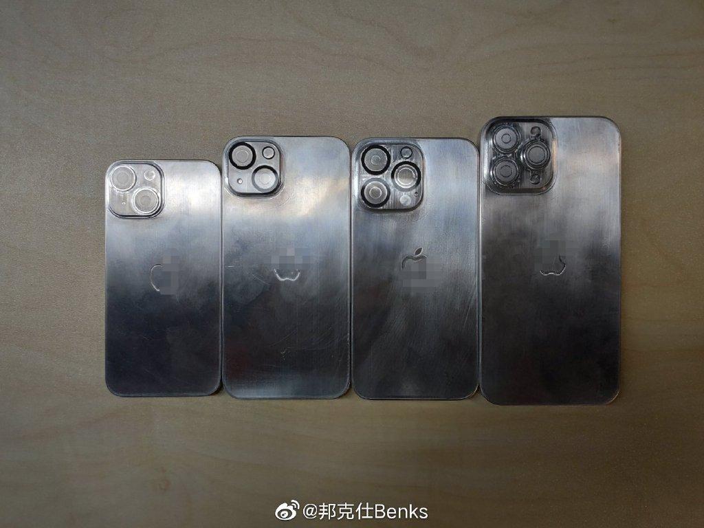 2021年4款 iPhone 13 模具全曝光,證實新機鏡頭改變傳聞2