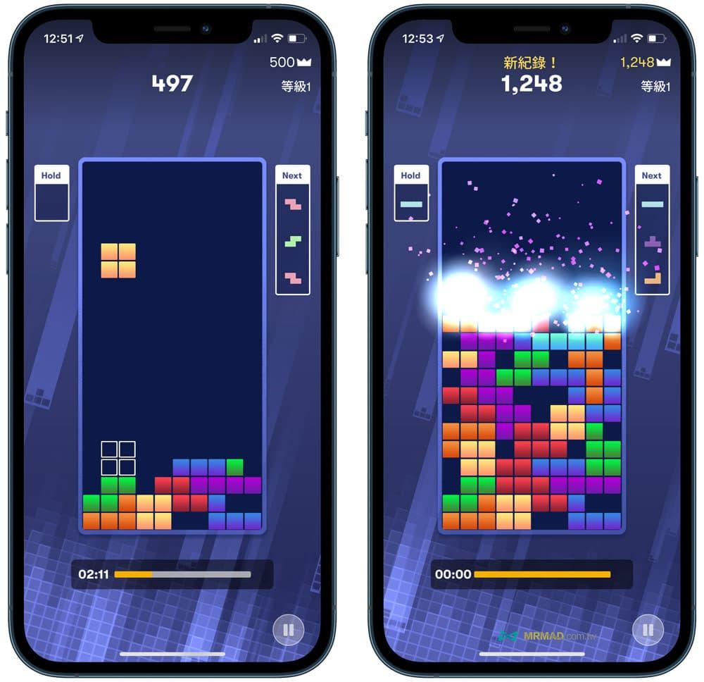 手機玩「俄羅斯方塊」超簡單!教你2招用iPhone、Android 回味