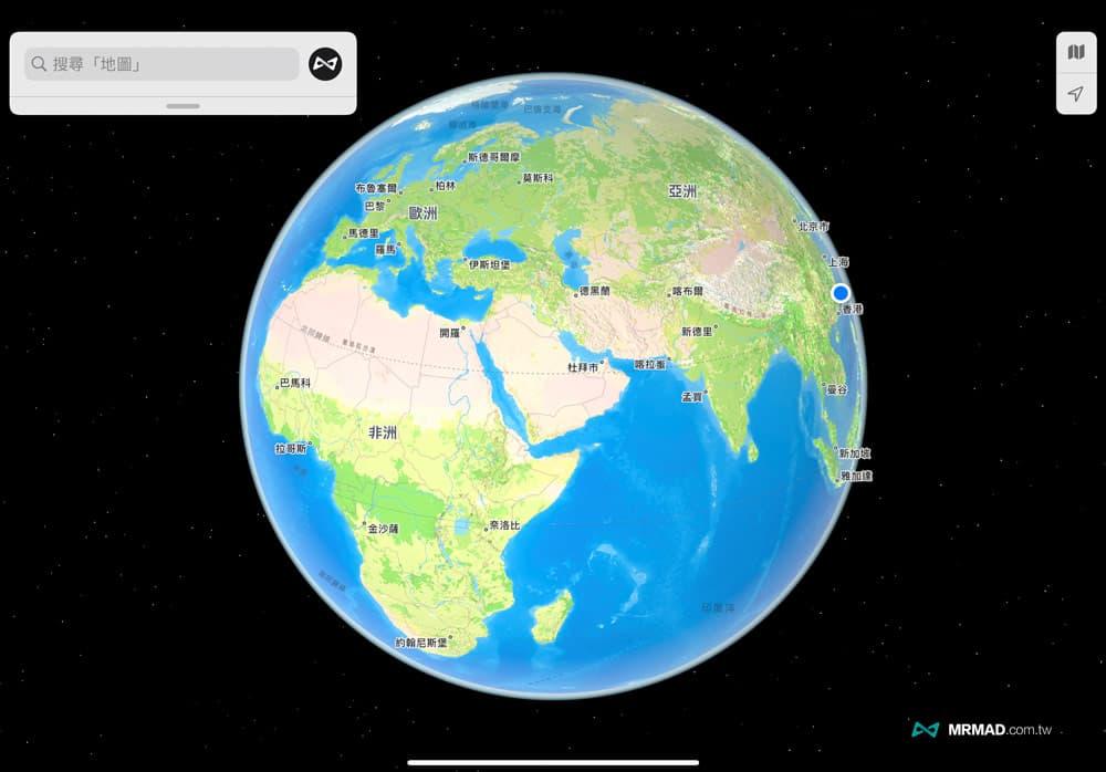 互動式地球儀