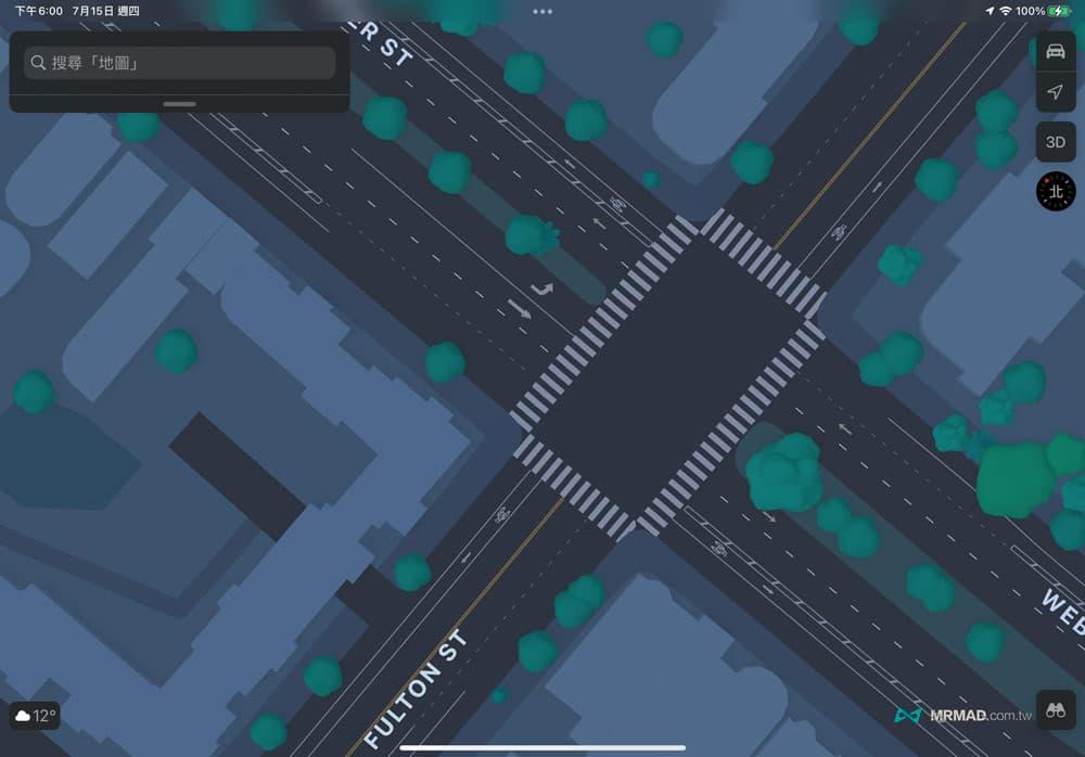3D道路、山坡地形4