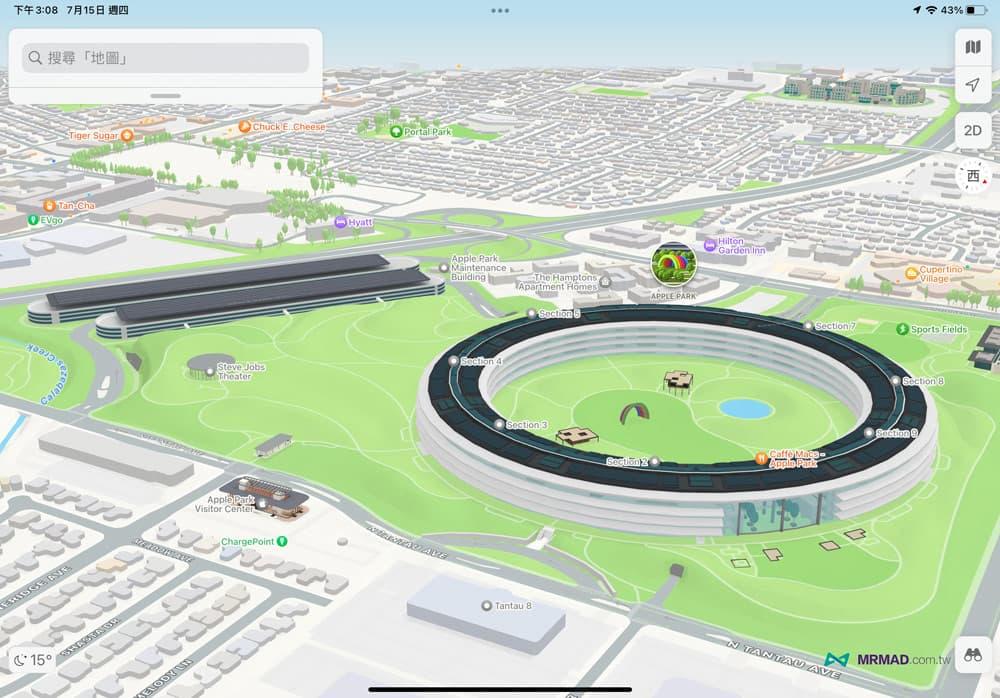 細緻3D城市建築1