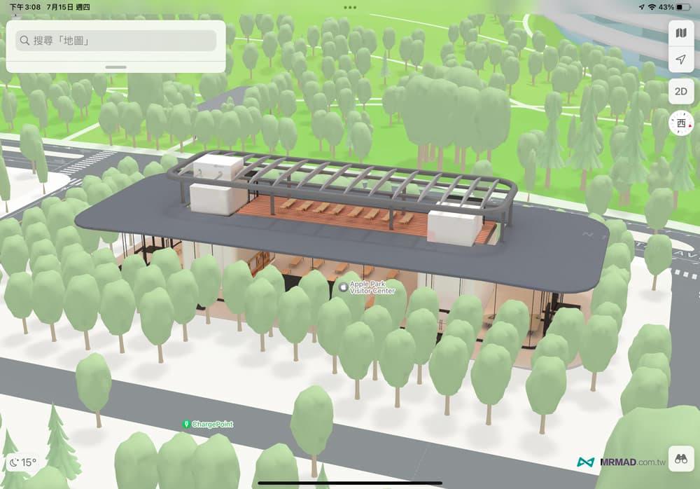 細緻3D城市建築2