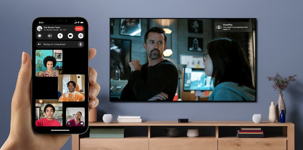 iOS 15同播共享SharePlay 怎麼用?教你FaceTime共享畫面同步播放