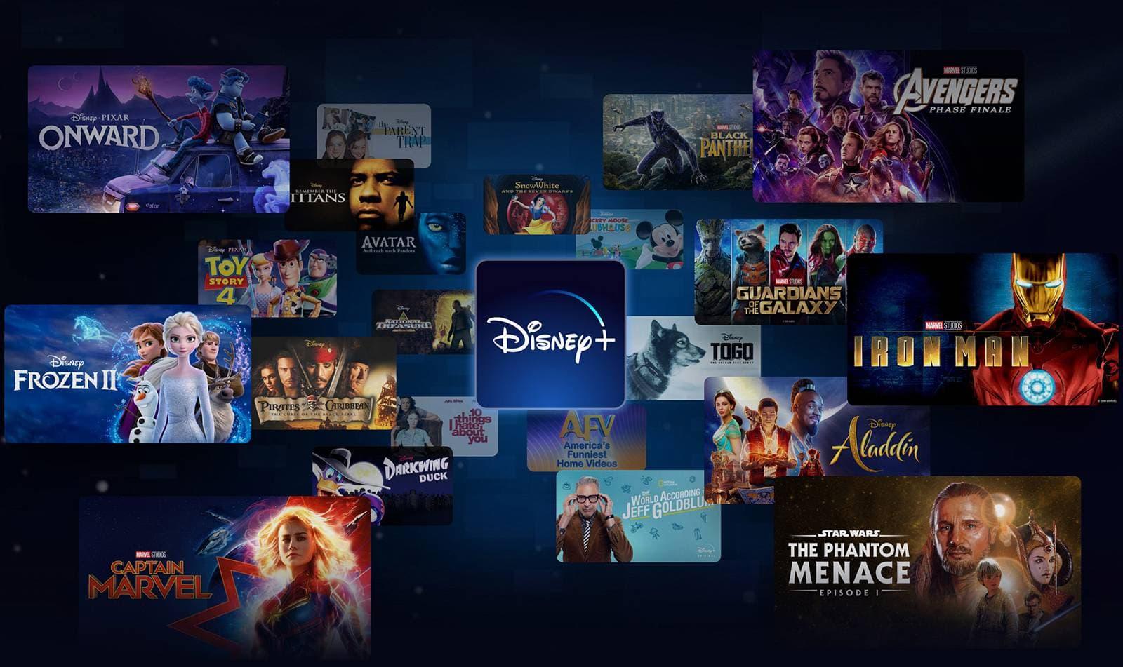 台灣迪士尼 Disney+ 釋出新職缺,預計年底在台上線
