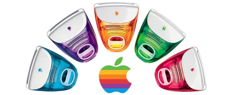 Apple 使用「i」命名產品起源
