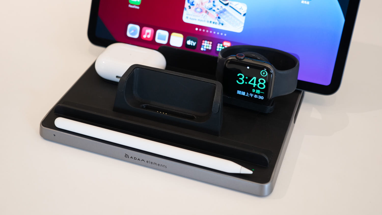 Apple Watch 、Apple Pencil 專屬充電座1