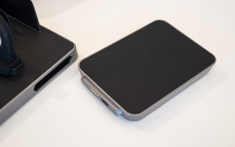 多功能分離式無線充電盤功能
