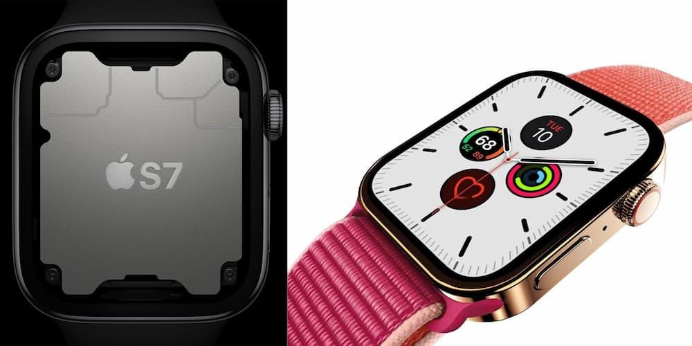Apple Watch Series 7 處理器、UWB技術
