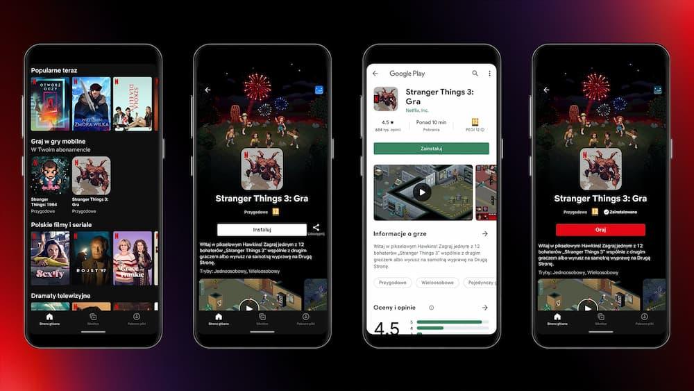 Netflix遊戲正式開放測試!訂閱用戶率先體驗兩款《怪奇物語》手遊1