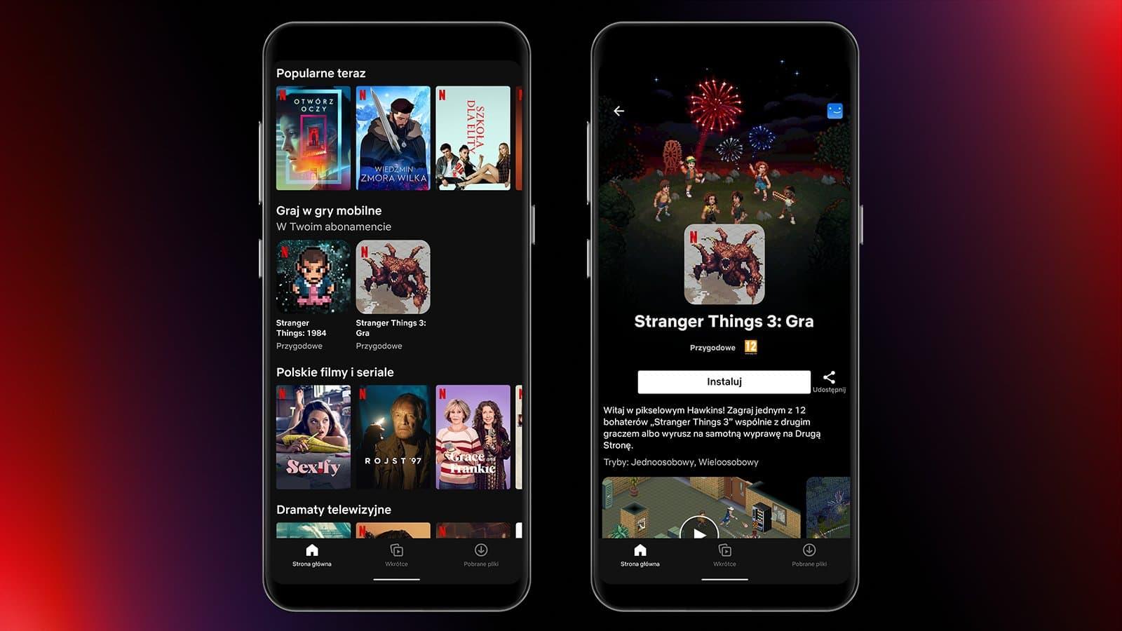 Netflix遊戲正式開放測試!訂閱用戶率先體驗兩款《怪奇物語》手遊2