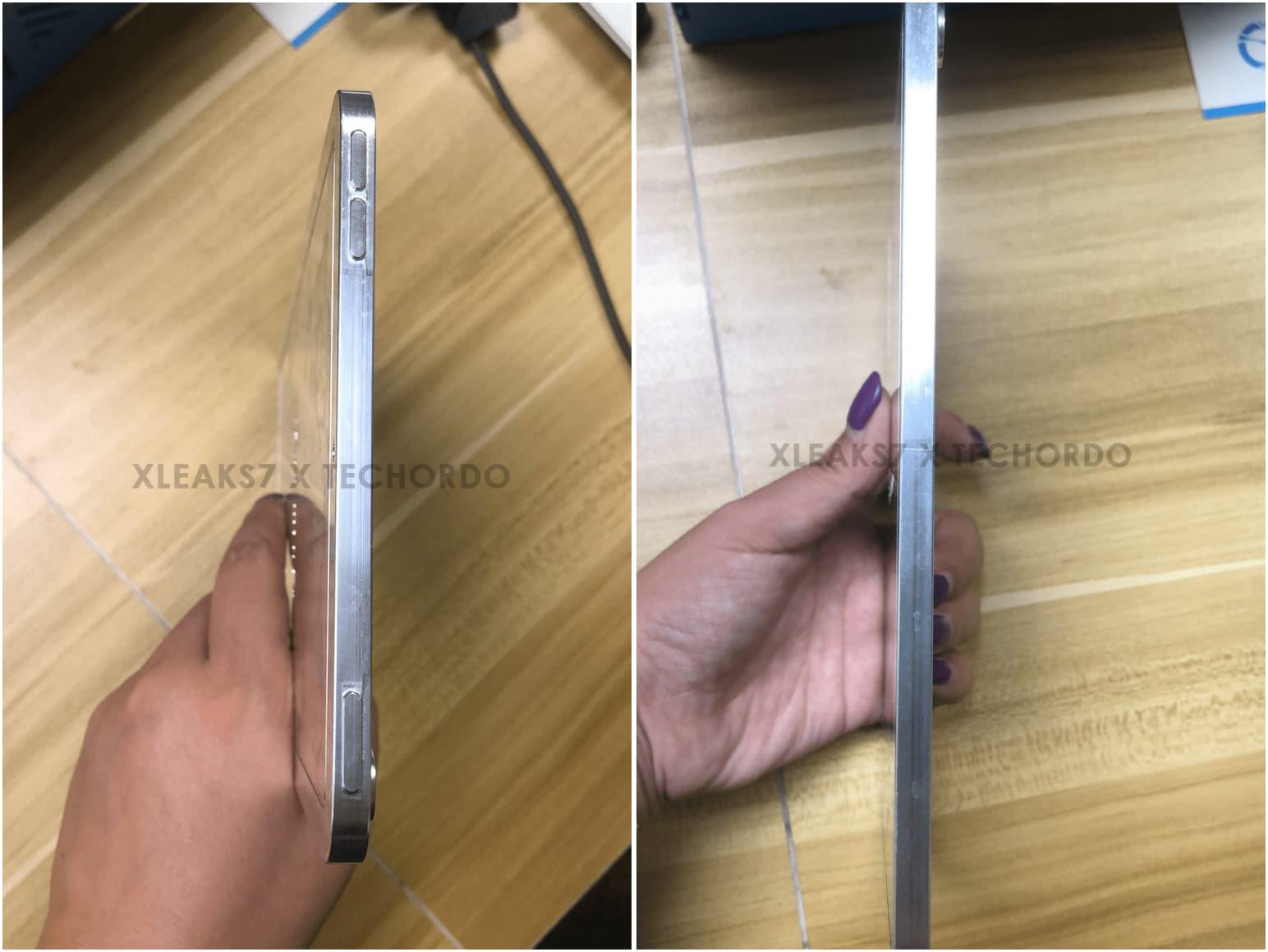 iPad mini 6 模具曝光新設計:窄邊框、Touch ID電源鍵2