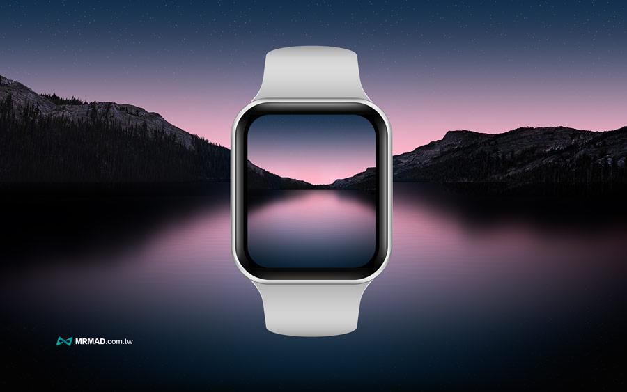 2021 iPhone 13蘋果秋季發表會桌布下載 (Apple Watch)