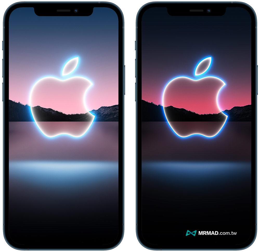 2021 iPhone 13蘋果秋季發表會桌布下載 (iPhone)