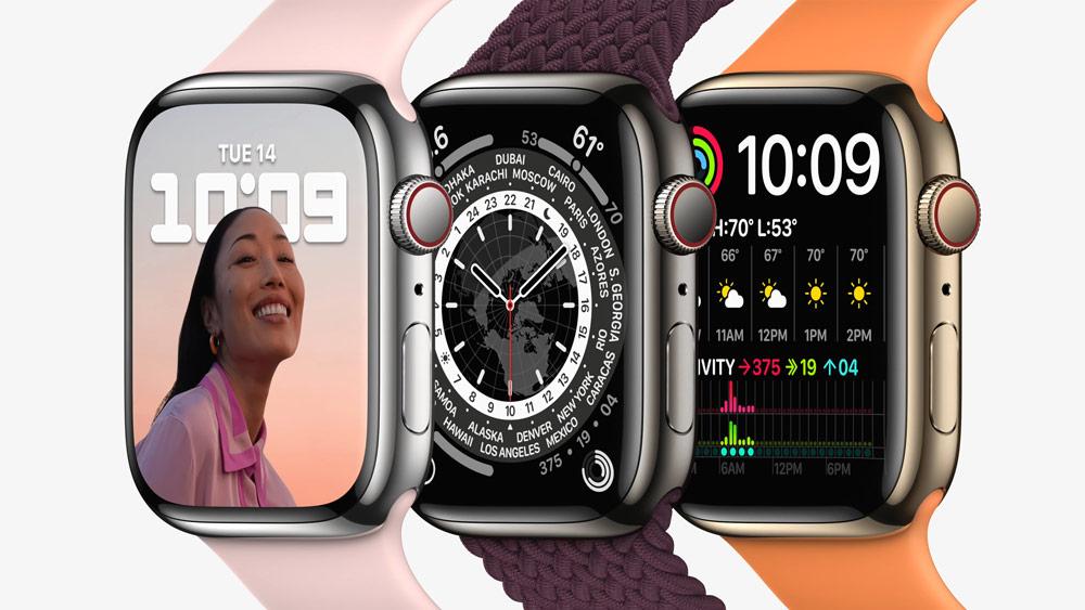 Apple Watch Series 7 懶人重點