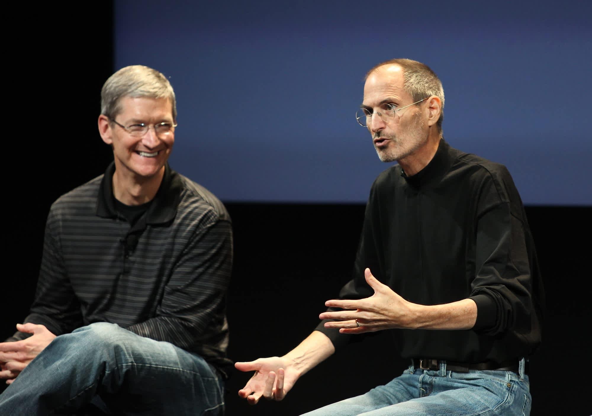 不太平的蘋果時代開端1