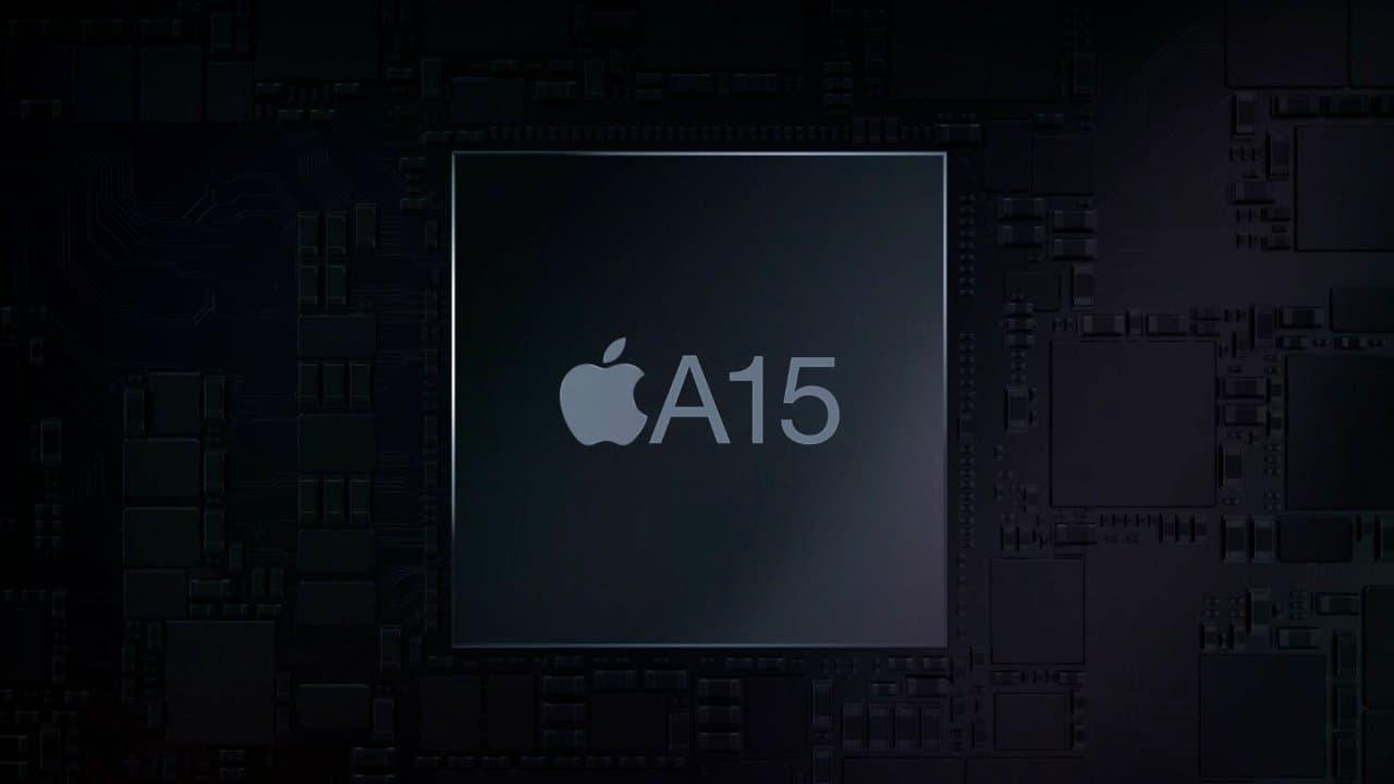 蘋果A15晶片跑分曝光,GPU效能依舊領先Android手機