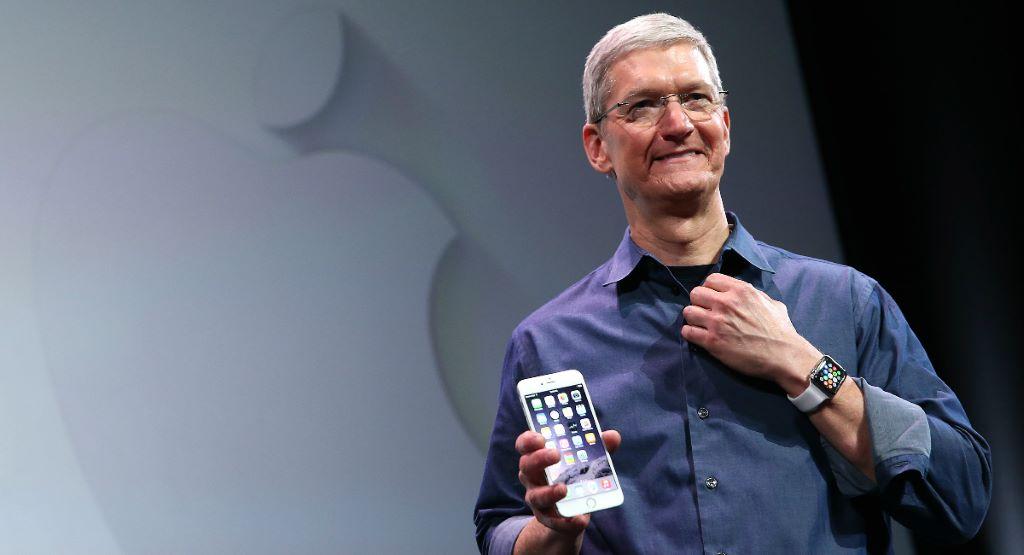 不太平的蘋果時代開端