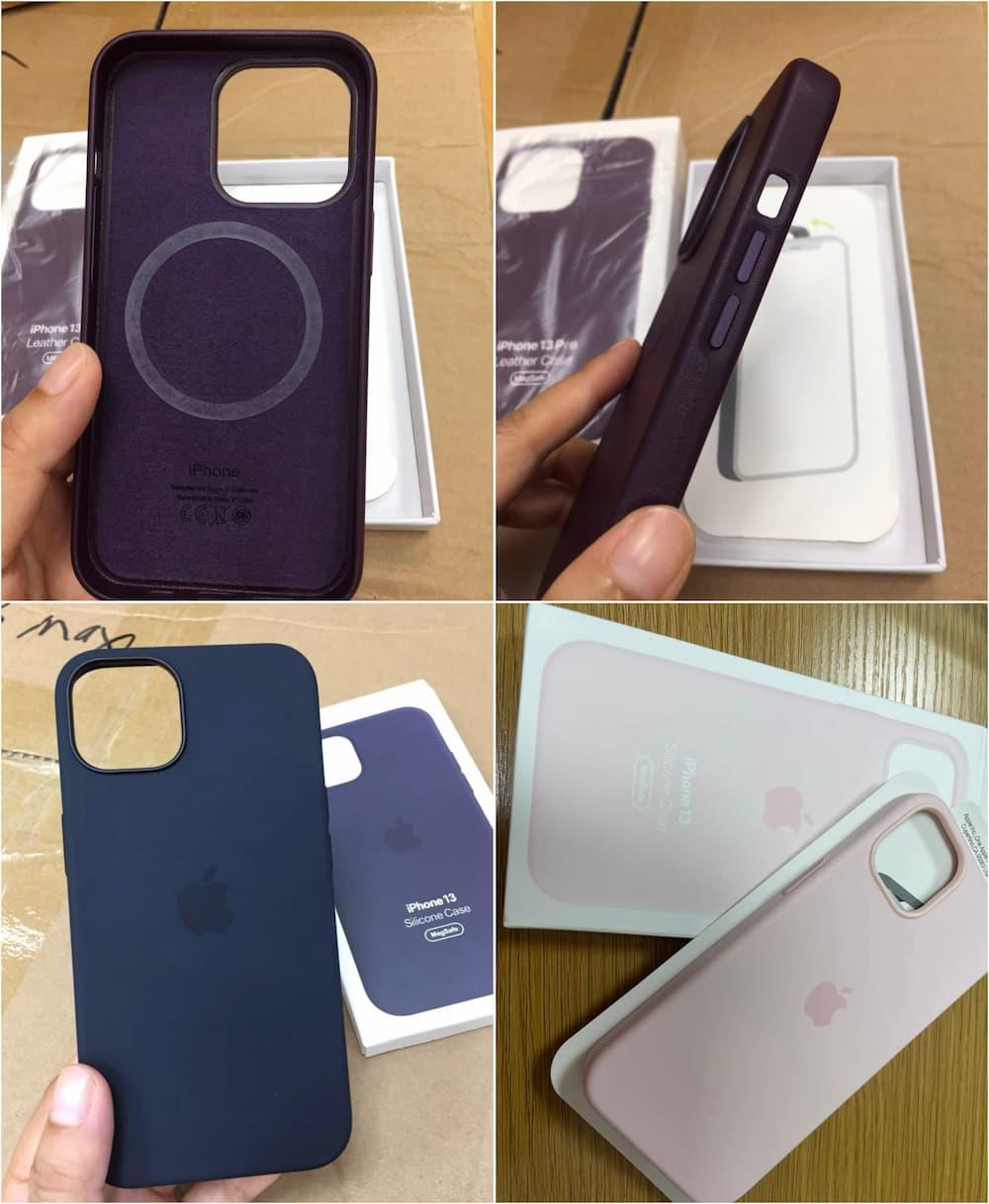 蘋果官方提前洩密?iPhone 13 原廠保護殼新顏色搶先看3