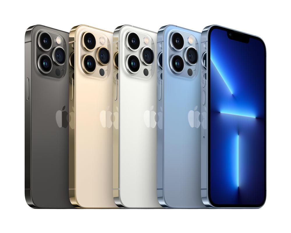 iPhone 13 Pro、iPhone 13 Pro Max 懶人重點