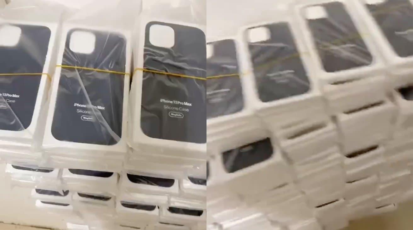 iPhone 13 MagSafe保護殼包裝洩漏,證實新一代iPhone命名1