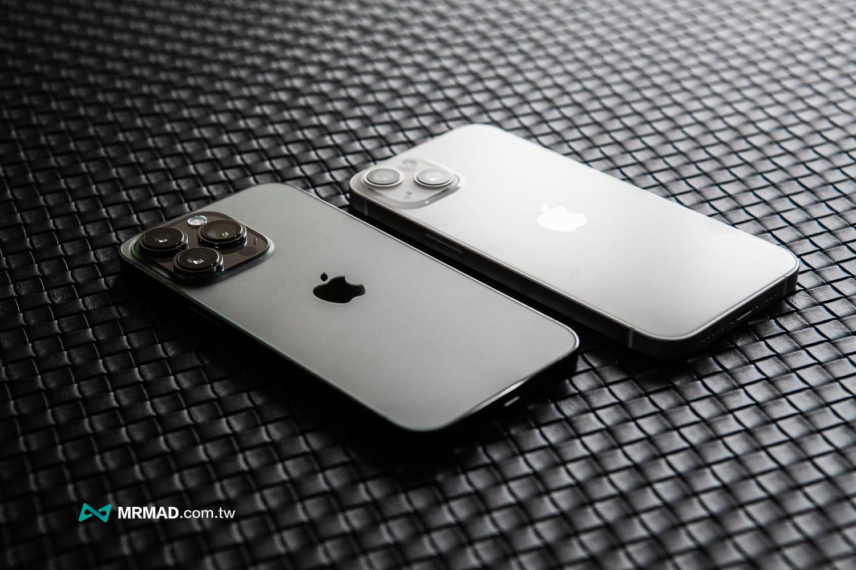 iPhone 13 天峰藍、粉紅色男女通吃3