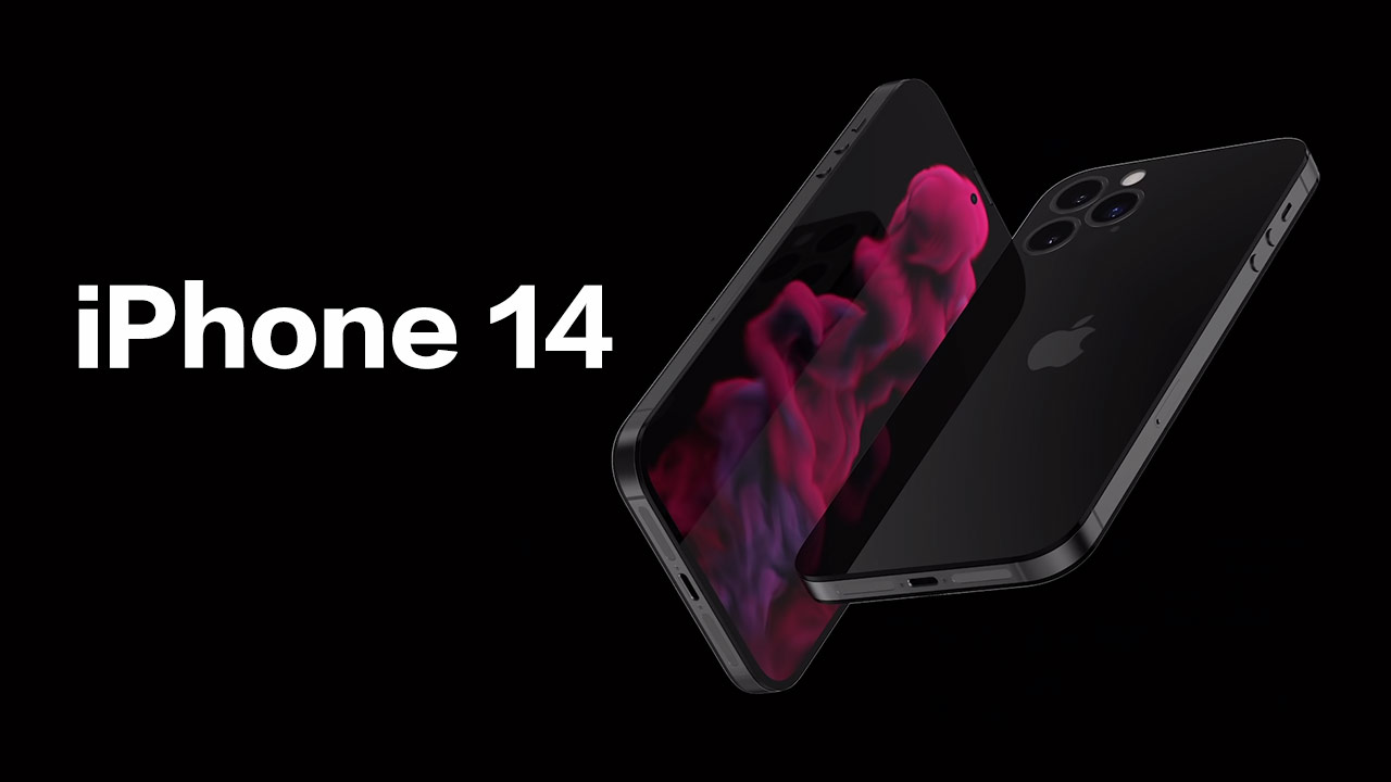 iPhone 14 外觀設計、規格曝光:無瀏海、螢幕指紋和Face ID