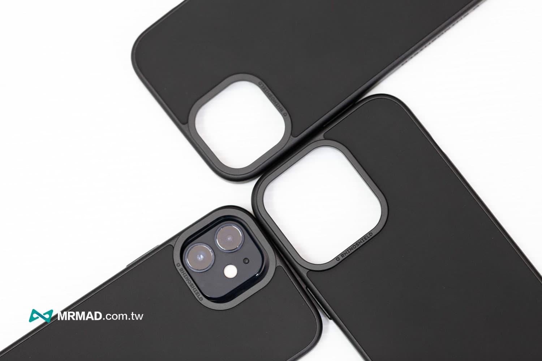 iPhone 13 Pro vs. iPhone 13 保護殼比較2