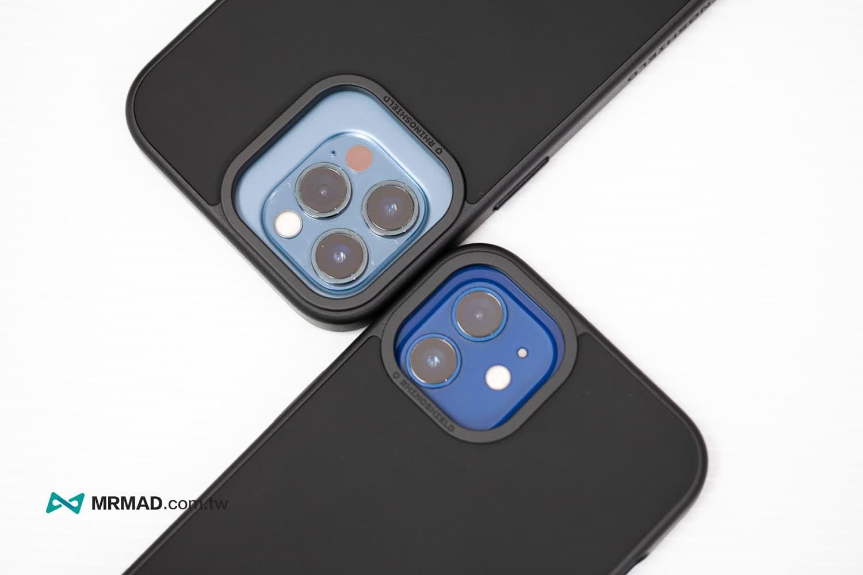 iPhone 13 Pro vs. iPhone 13 保護殼比較