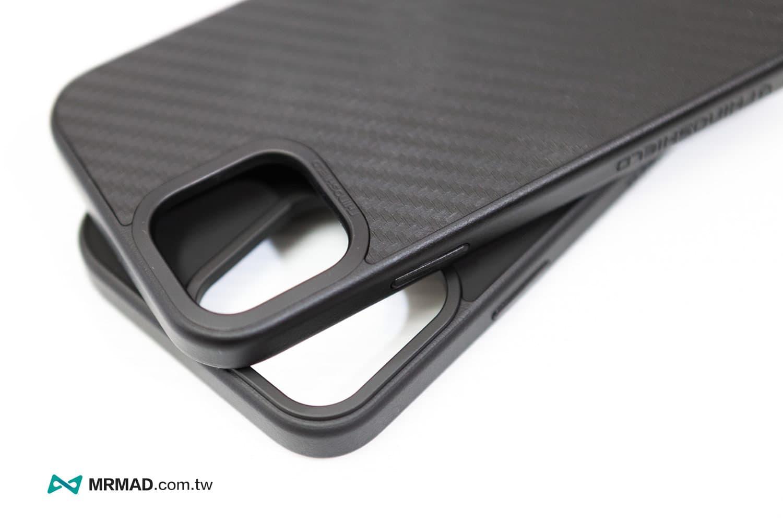 iPhone 13 Pro vs. iPhone 12 Pro 保護殼1