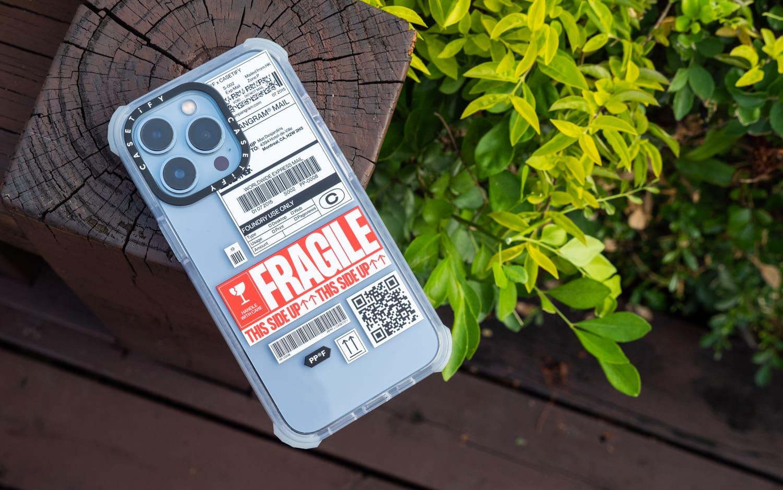 CASETiFY iPhone 13 手機殼開箱,時尚防護環保全方位兼具