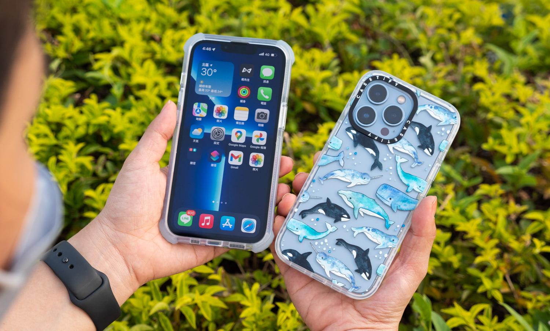 CASETiFY iPhone 13 手機殼開箱,時尚防護環保全方位兼具4