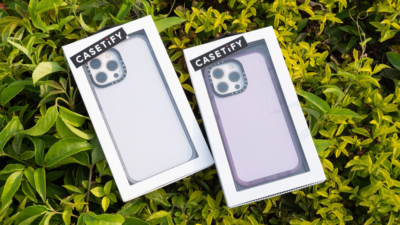 CASETiFY iPhone 13 防摔系列手機殼開箱